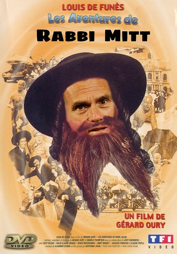 MAD ADVENTURES OF RABBI MITT by Colonel Flick