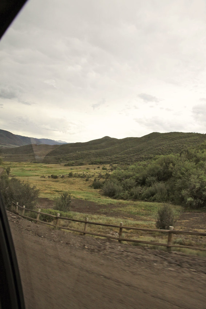 driving to Aspen 23