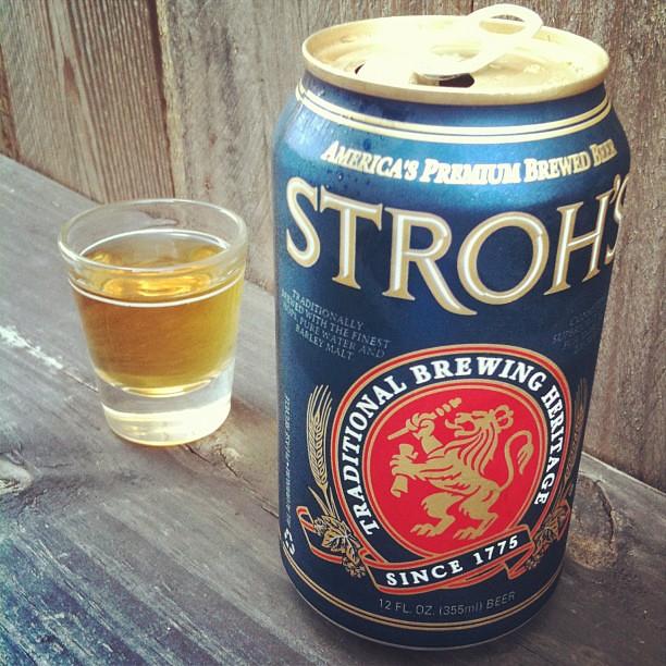 It's premium. #beer #booze