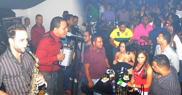Urbanda @ Sober Lounge plaza sunrise