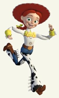 Jessie a Toy Story-ból