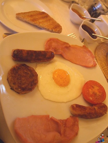 Irish Breakfast Kingstown House B&B Clifden
