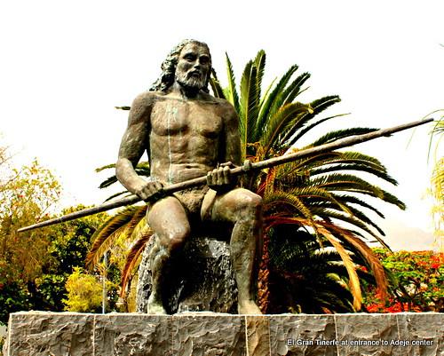 El Gran Tinerfe, Adeje, Tenerife