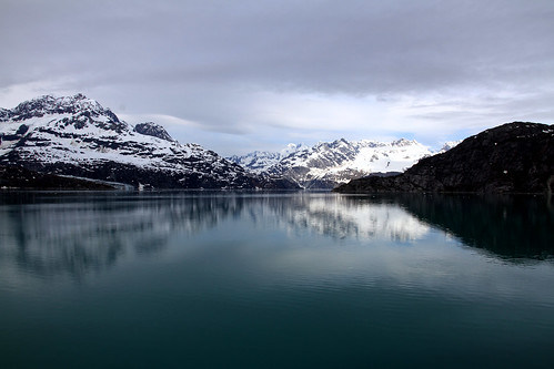 Glacier Bay - Reflections
