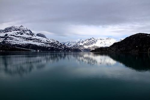 Glacier Bay - Reflections