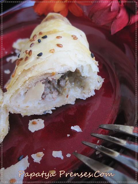 patlıcanlı kıymalı börek (5)