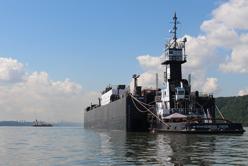 Yonkers anchorage
