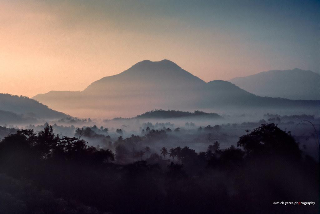 Early train to Yogyakarta