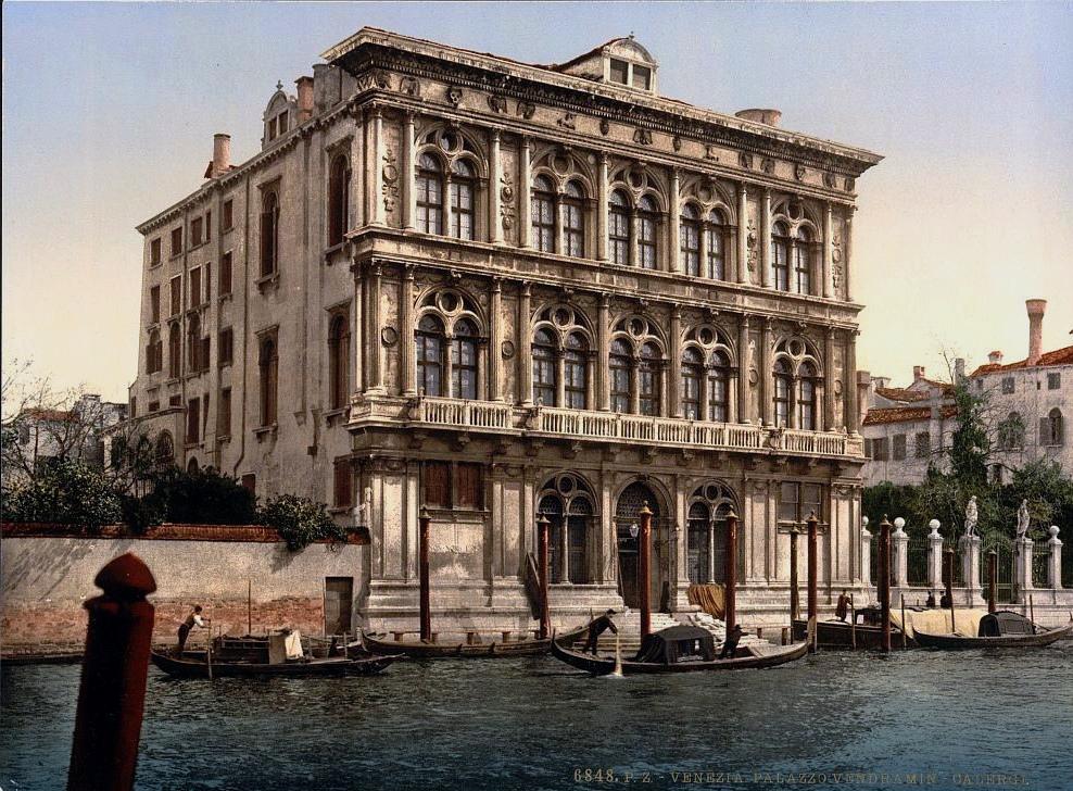 Vendramin Calergi Palace, Venice, Italy