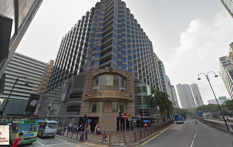 香港朗廷酒店-1