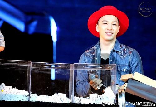 Tae Yang - V.I.P GATHERING in Harbin - 21mar2015 - SUNANDUS - 20