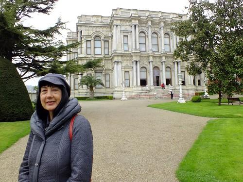 Palacio Beylerbeyie, Estambul