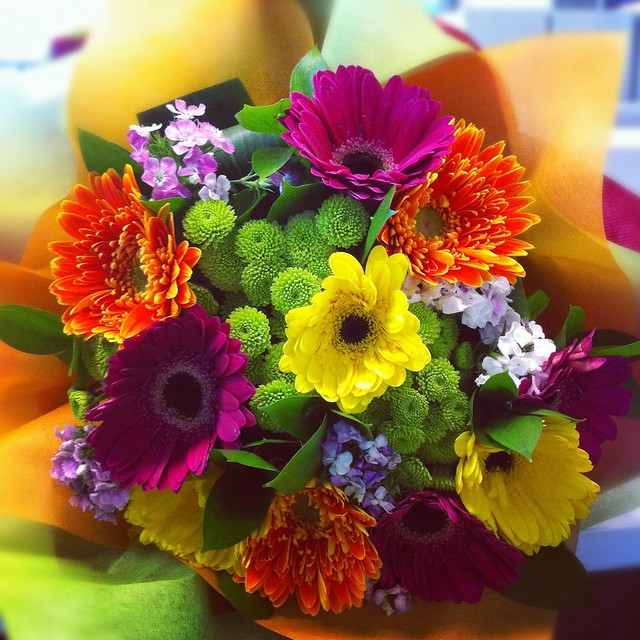 Secretarial Week - Flowers