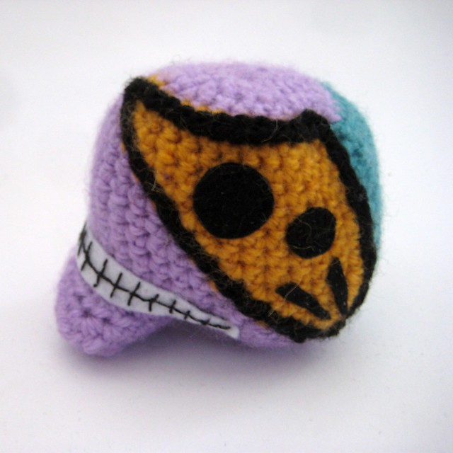 amigurumi picasso skull and pitcher