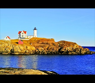 Nubble Light- edited