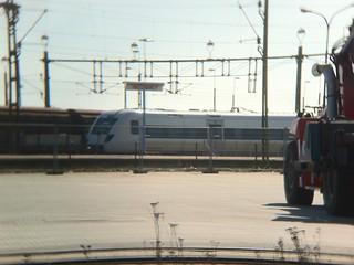 SJ3000 in Trelleborg