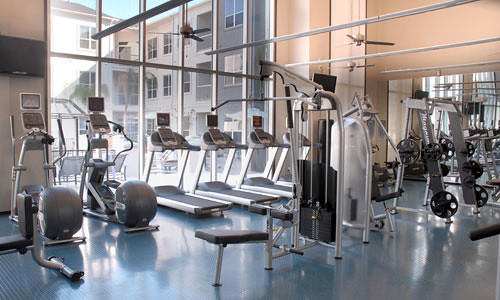 Corporate Fitness Center - Waco TX