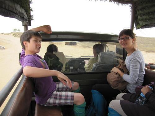 china trip innermongolia
