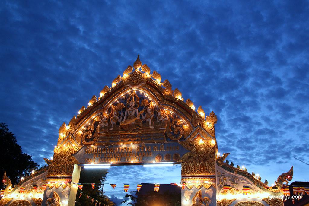 Wat Chaiya Mangalaram