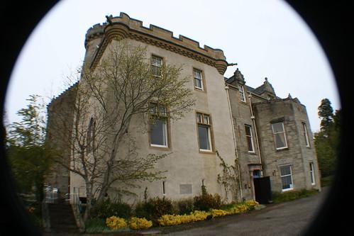 Tulloch Castle, Dingwall, Scotland