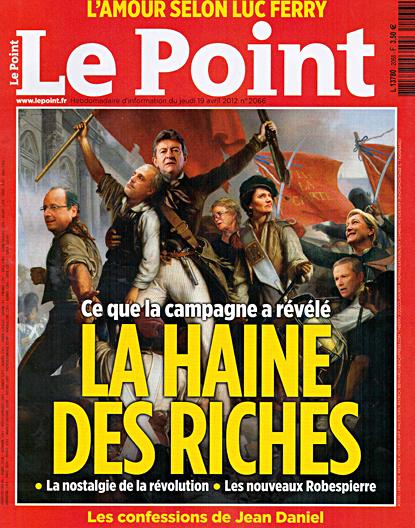 12d22 Le Point El odio a los ricos Uti