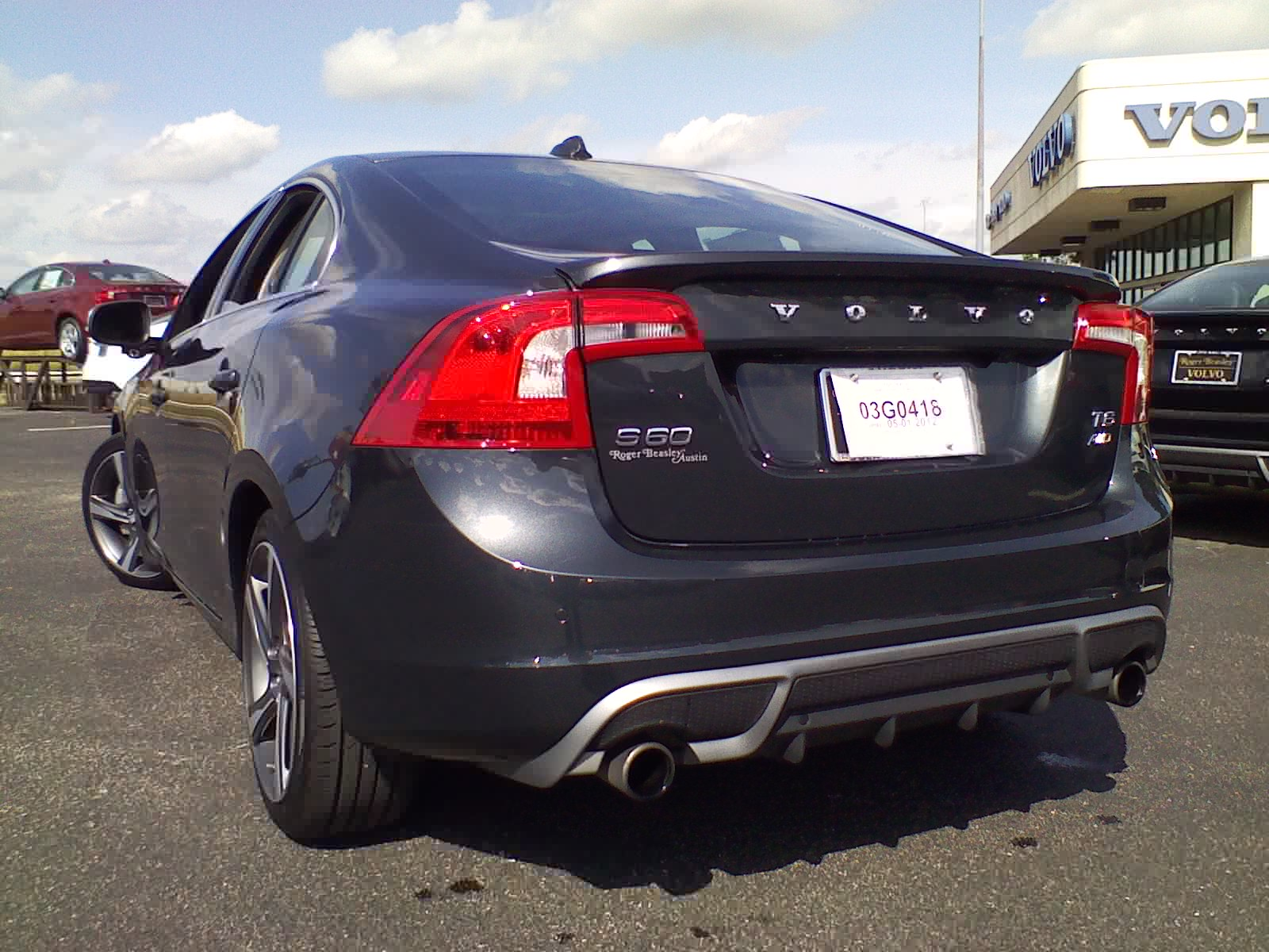 Volvo s60 savile grey metallic images - Super Excited Just Picked Up My S60 R Design Sevile Grey Totally Love It Best Volvo I Ve Ever Owned