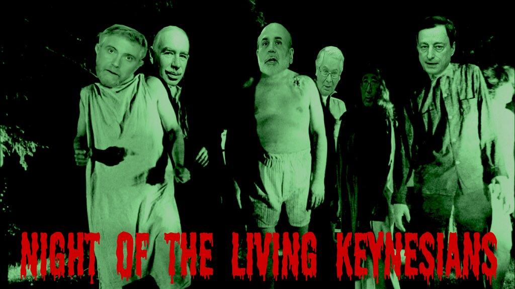 NIGHT OF THE LIVING KEYNESIANS