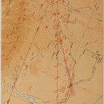 Map 2 of United States Air navigation maps (experimental). No. 14, Rock Springs, Wyo. to Salt Lake City, Utah.