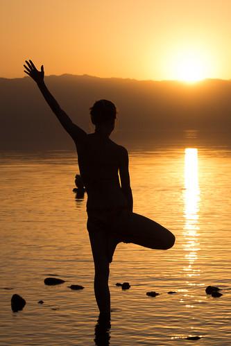 Dead Sea Yoga