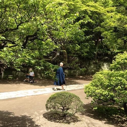 Monje en Kamakura #kamakura #japon #japan