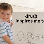 KLRU inspires me to... draw.