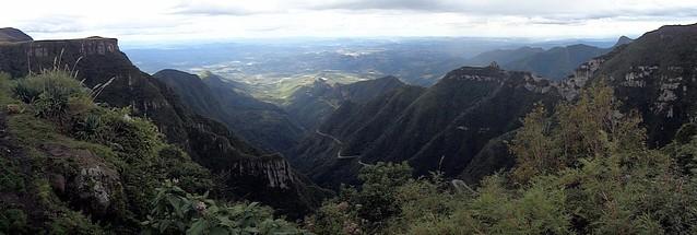 Roteiro Urubici - Santa Catarina - BR