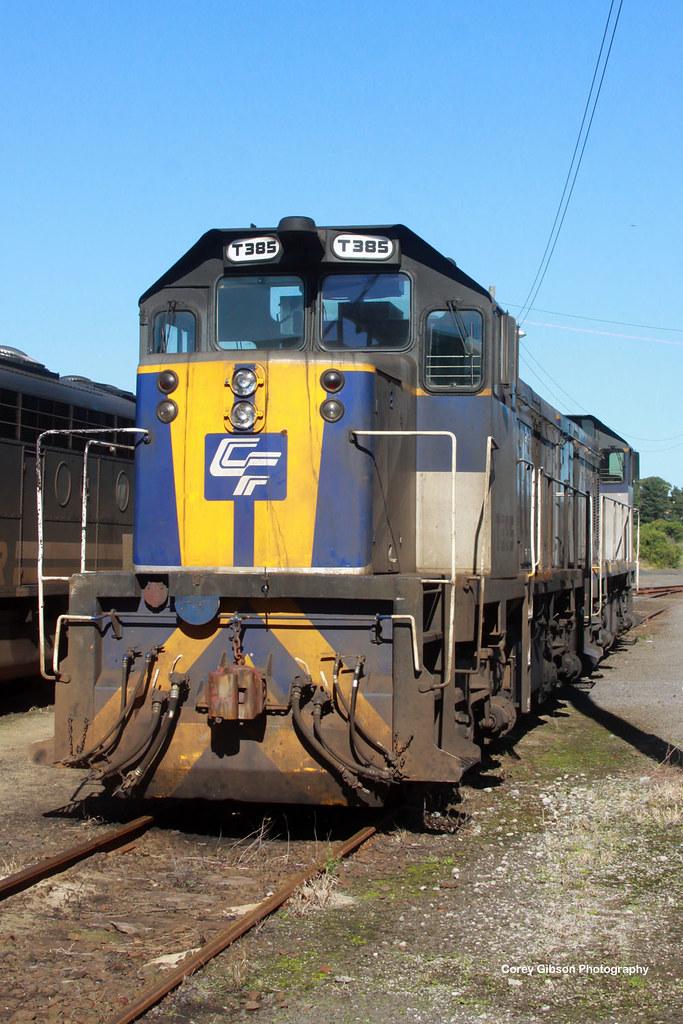 T385 in Portland by Corey Gibson