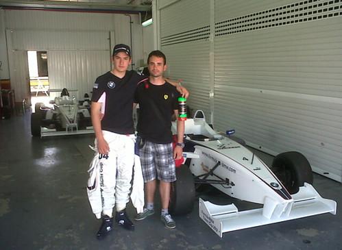 Alfonso y Roberto