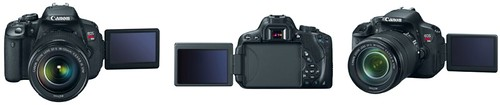 Canon T4i / 650D / Kiss X6i -- Articulating LCD