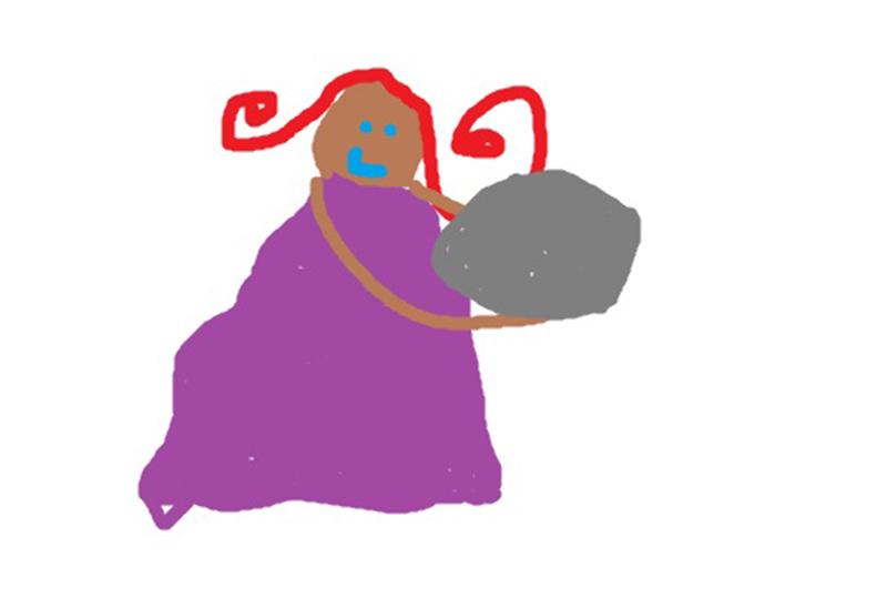 mary holding jesus1