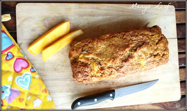 mango loaf