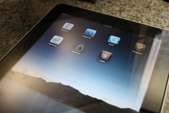 Jailbreak untethered para el nuevo iPad
