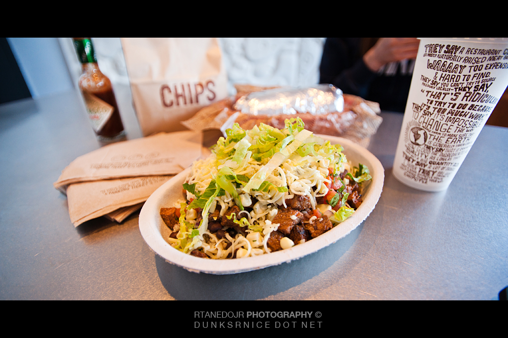 165 of 366 || Chipotle.