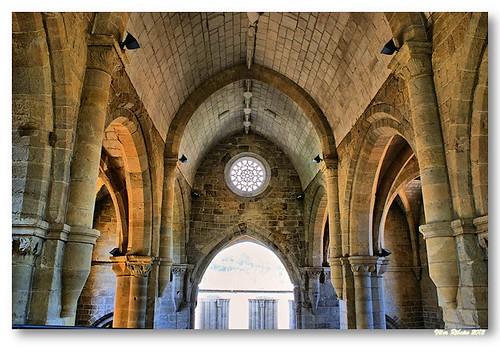 Interior da Igreja de Santa Clara-a-Velha by VRfoto