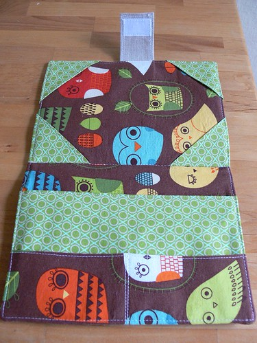 Jenny: Owl Kindle Cover and Pouch