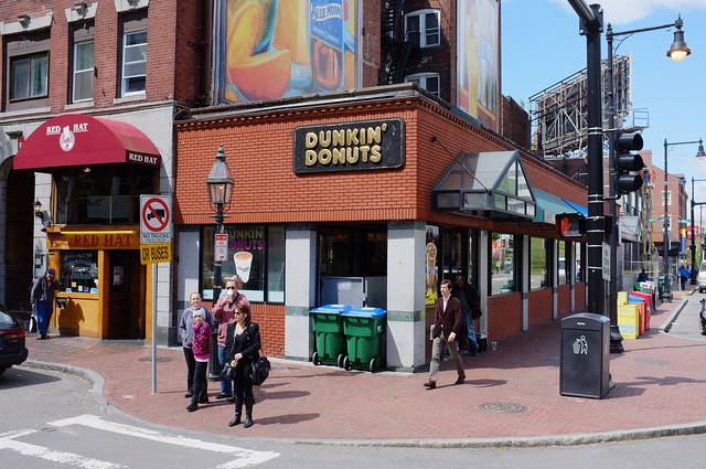 Dunkin39 Donuts Originated In Boston  Flickr  Photo Sharing