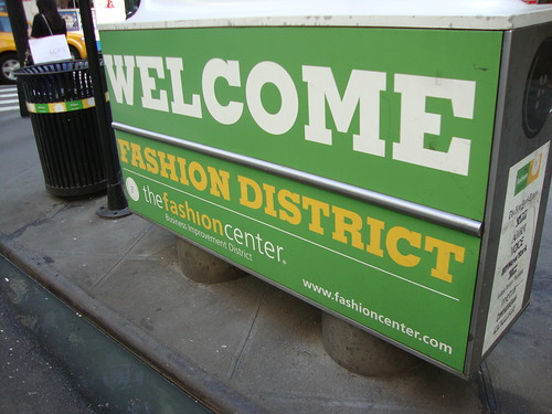 Welcome to the Fashion District