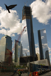 Ground zero, New-York