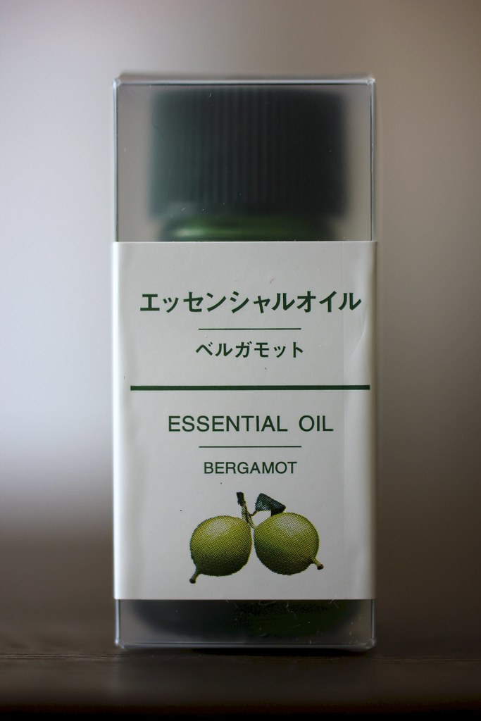 """MUJI Essential Oil """"BERGAMOT"""""""