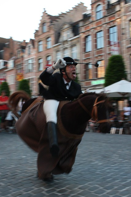 Les Goulus - Les Horsemen - Leuven in Scène 2012 (22)