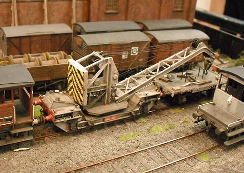 ex-Triang crane