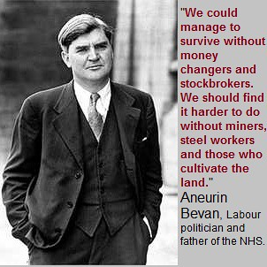 Aneurin Bevan quote