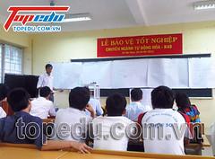 """TopEdu hỗ trợ đồ án """" Thang máy 4 tầng """" cho sinh viên ĐHGTVT Hà Nội"""