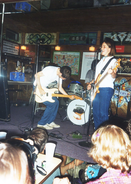 Guv'ner, Pittsburgh PA at Bloomfield Bridge Tavern, 1996 - 3